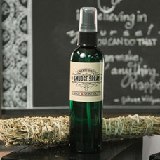 Smudge Spray: Sage & Rosemary